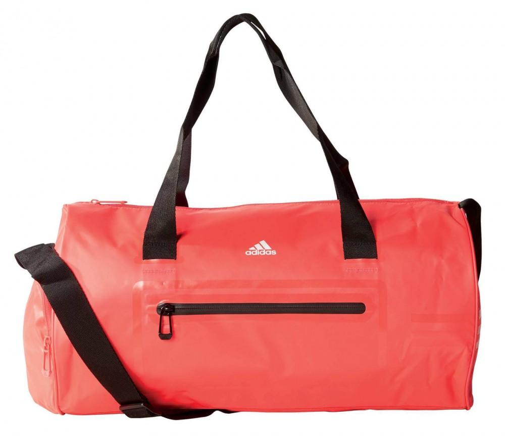 adidas climacool teambag small trainingstasche rot im. Black Bedroom Furniture Sets. Home Design Ideas